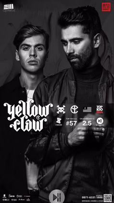 Yellow Claw @Club Syndrome - 昆明
