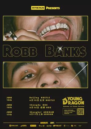 Robb Bank$ @Nox Club - 成都