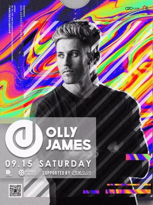 Olly James @Club O2O - 广州