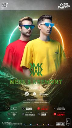 Merk&Kremont @Club Illusion - 珠海