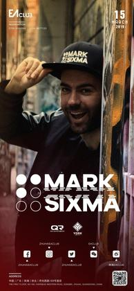 Mark Sixma @EA Club - 珠海