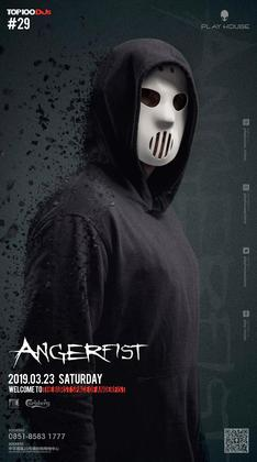 Angerfist @Play House - 贵阳