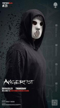 Angerfist @Play House - 重庆