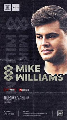 Mike Williams @Esmi Club - 福州