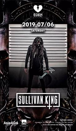 Sullivan King @Club Eden - 深圳